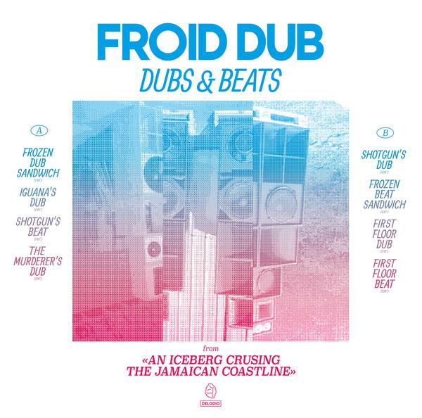 Dubs & Beats From An Iceberg Crusing The Jamaican Coastline. : 26564