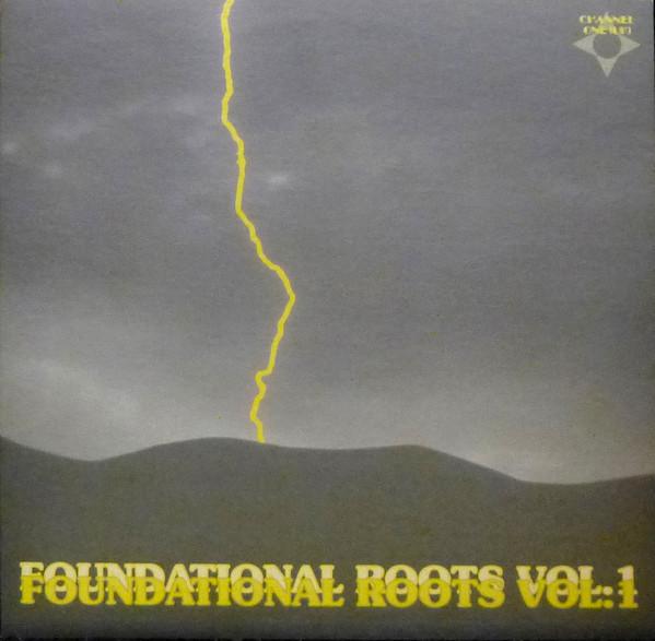 Various : Foundational Roots Vol. 1   LP / 33T     UK