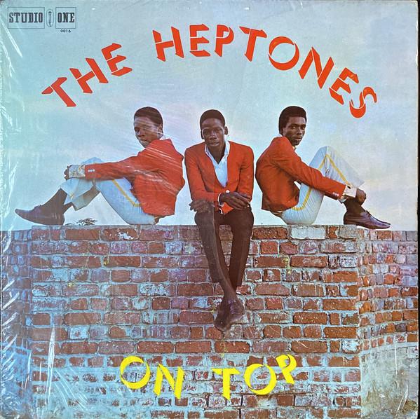The Heptones : On Top | LP / 33T  |  Collectors