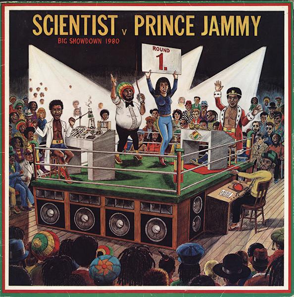 Scientist vs. Prince Jammy : Big Showdown   LP / 33T     Collectors